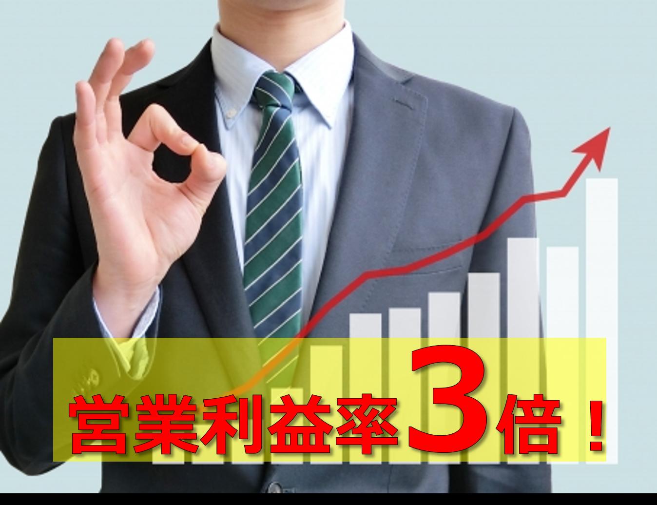 高収益性のビジネスモデル