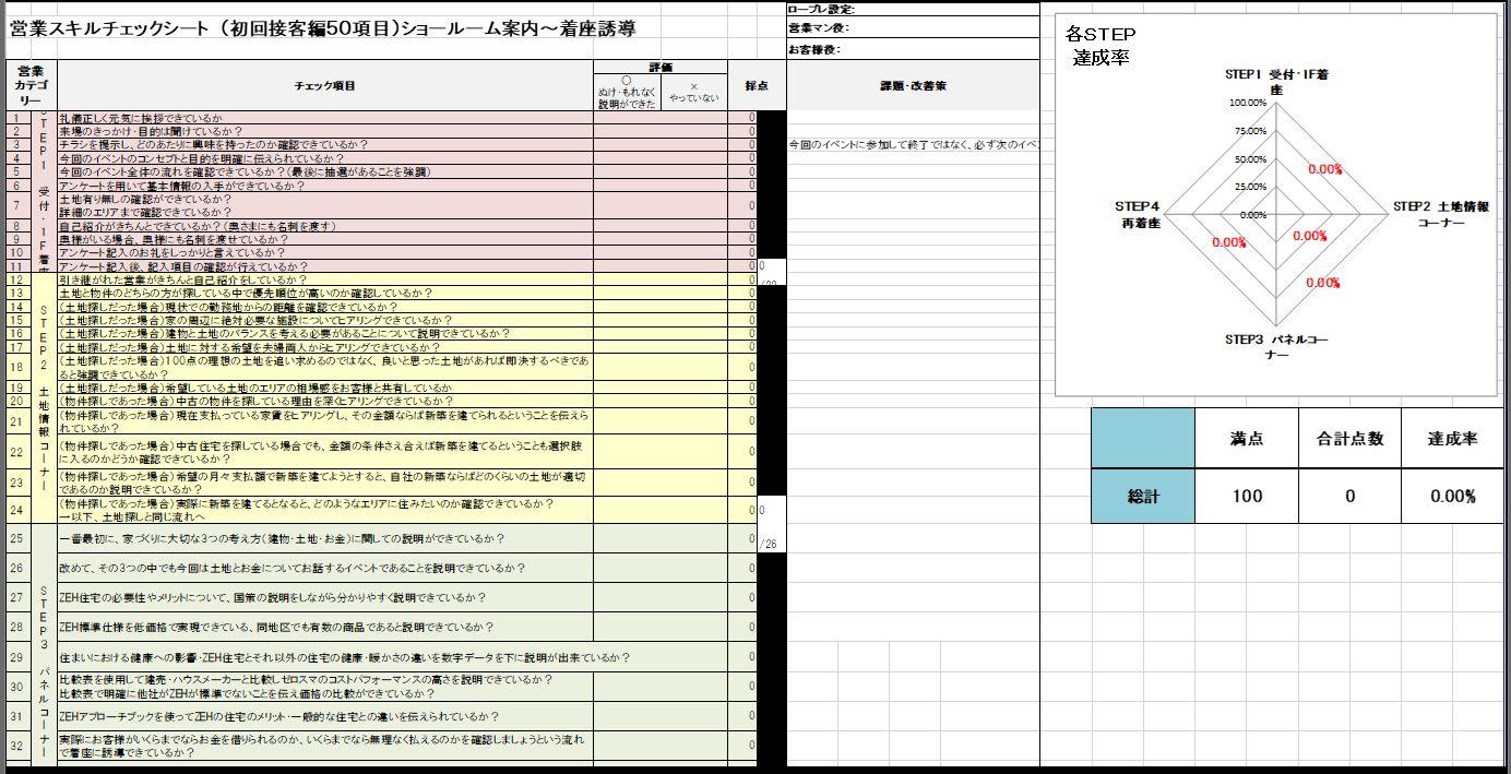 資金シミュレーションツール